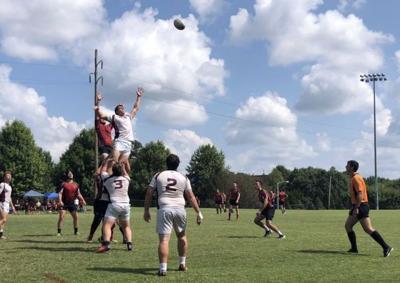 Georgia rugby vs. South Carolina