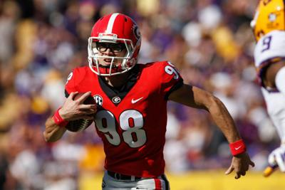 cheap for discount bb96d 9332e Failed fake field goal serves as turning point in Georgia's ...