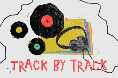 Track by track_graphic