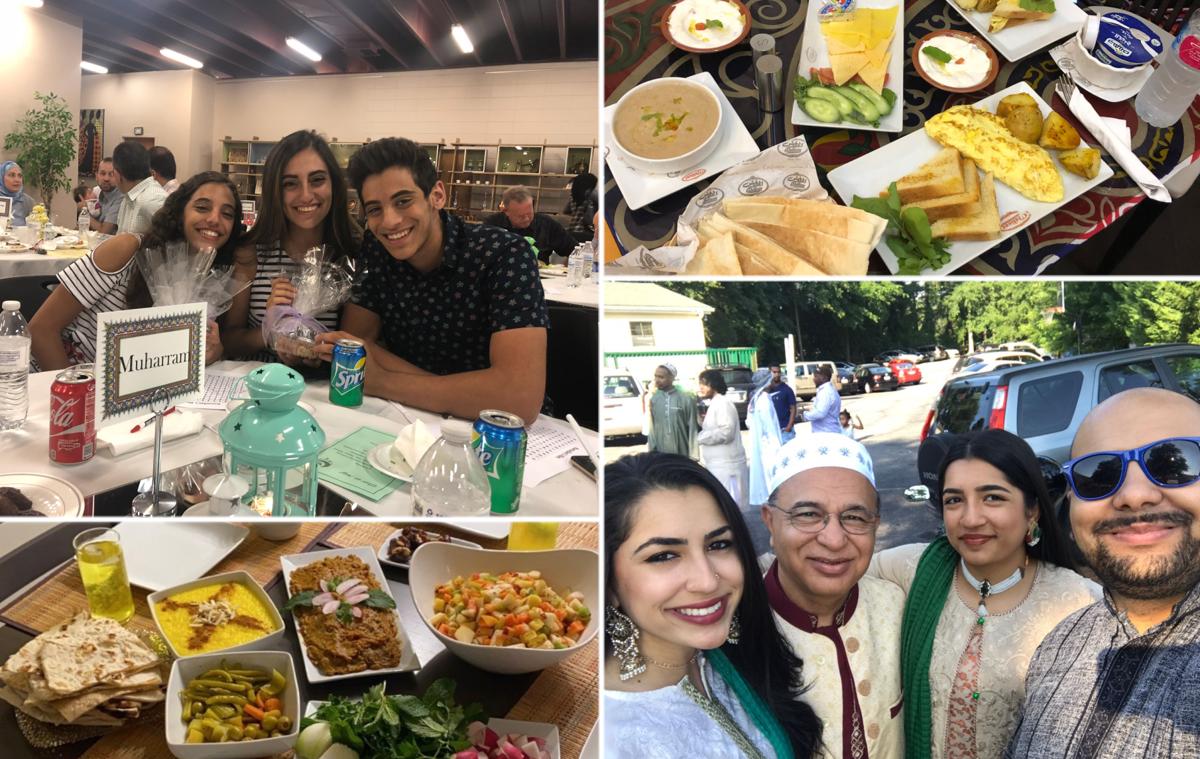 ramadan collage