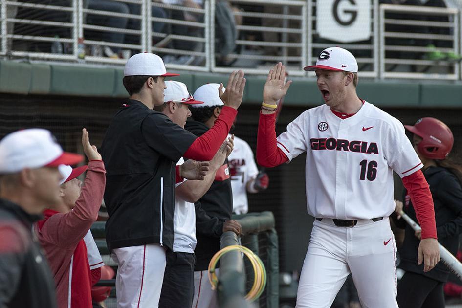 Georgia baseball defeats Missouri, 5-2