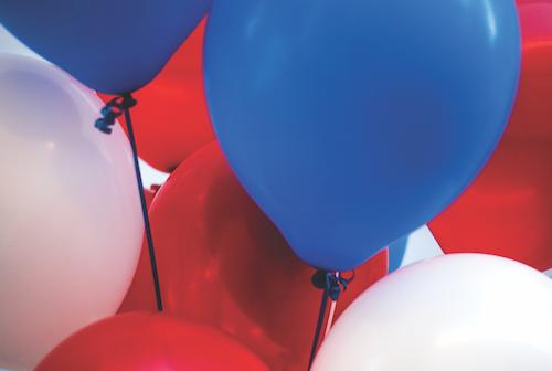 Election Balloons