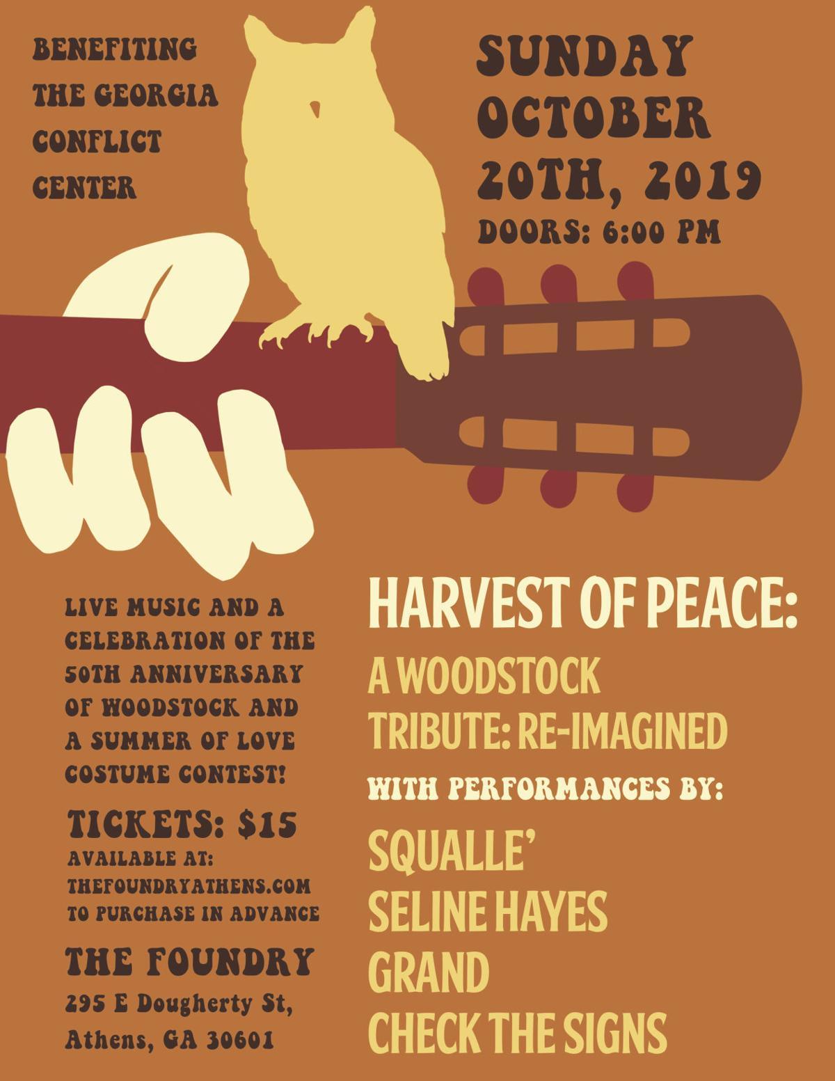 Georgia Conflict Center, Harvest of Peace