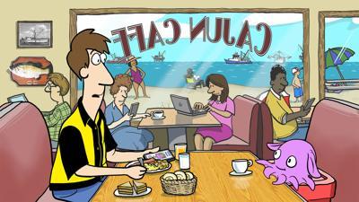 Ocean Conservation Comic1