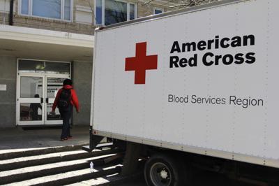 Red Cross Blood Drive (copy)