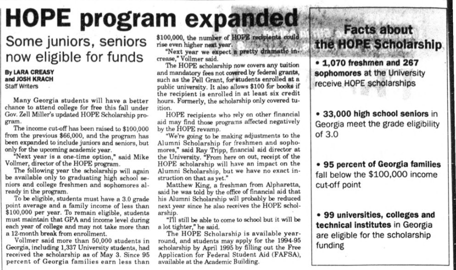 From The Archives Hope Scholarship Celebrates 25 Years Uganews