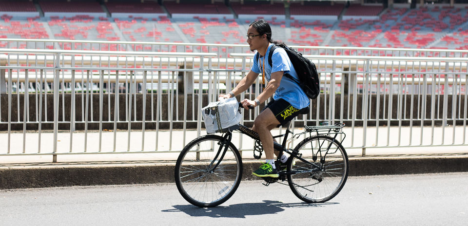 A Boy A Bike And A Boombox The Story Of Anderson Bui Bicycle