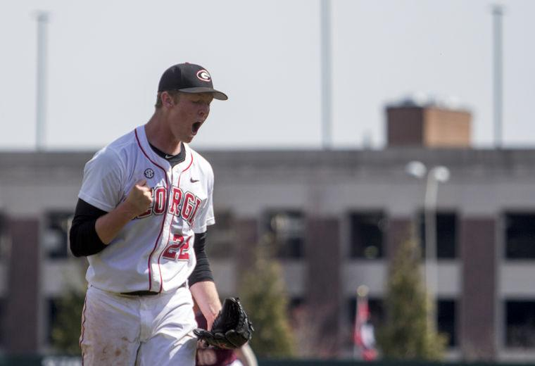 Georgia baseball sets up for tough road task at LSU | Sports