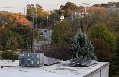 Nuci's Solar Panels