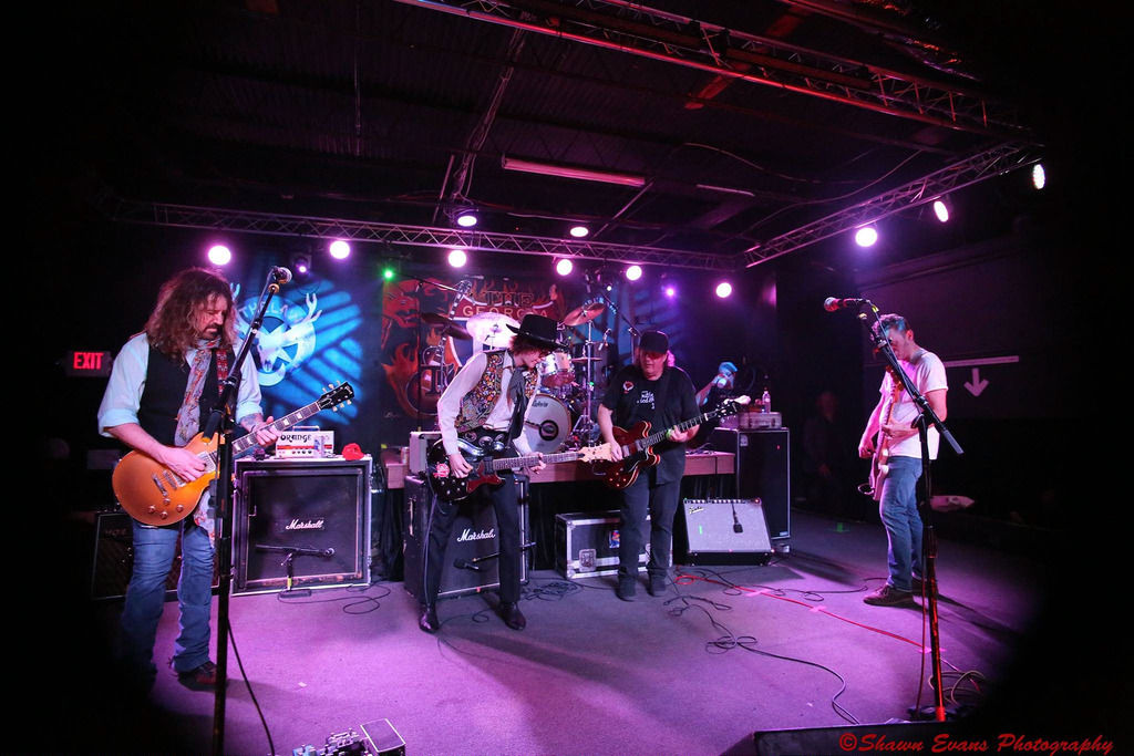 Music Notes: Drivin' N Cryin' to play at the Georgia Theatre