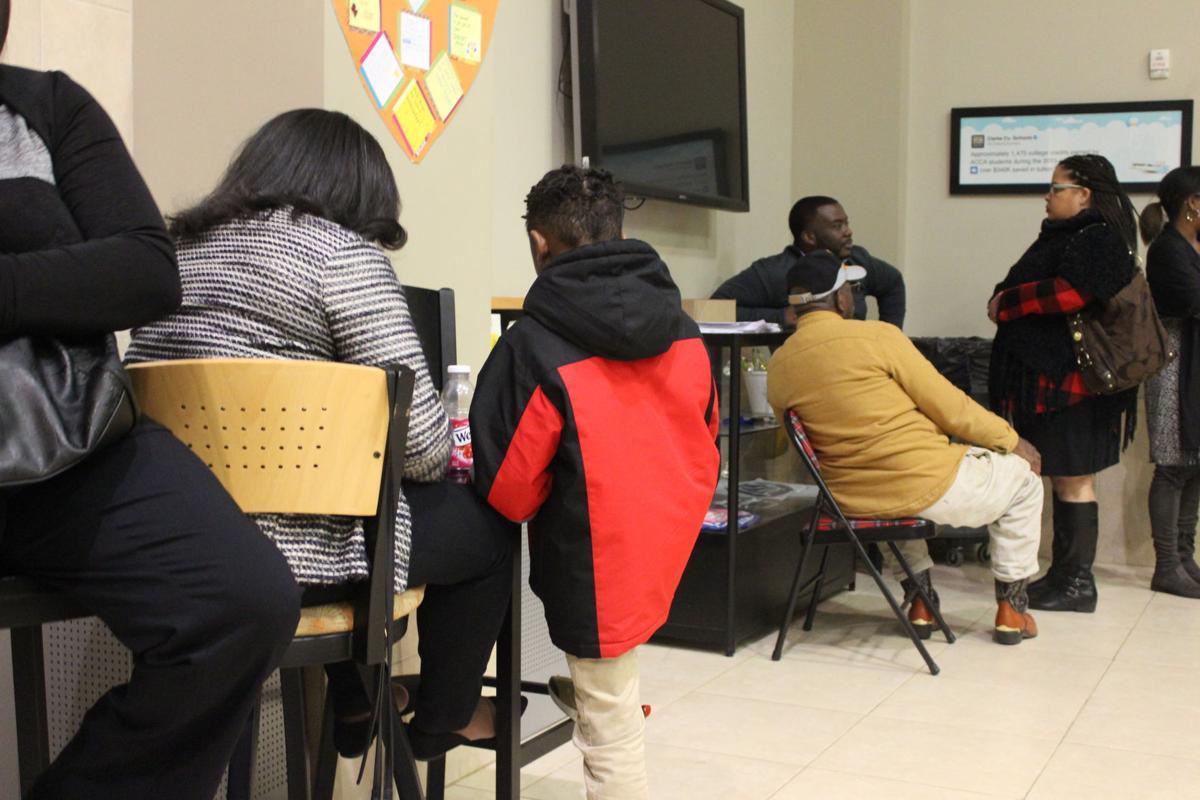 CCSD BOE Meeting 12/19 kids