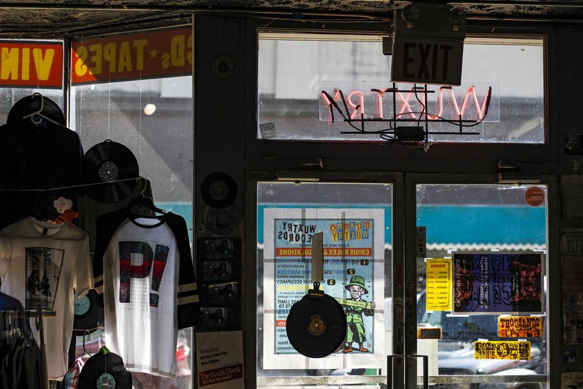 PHOTOS: Remnants of R.E.M. around Athens