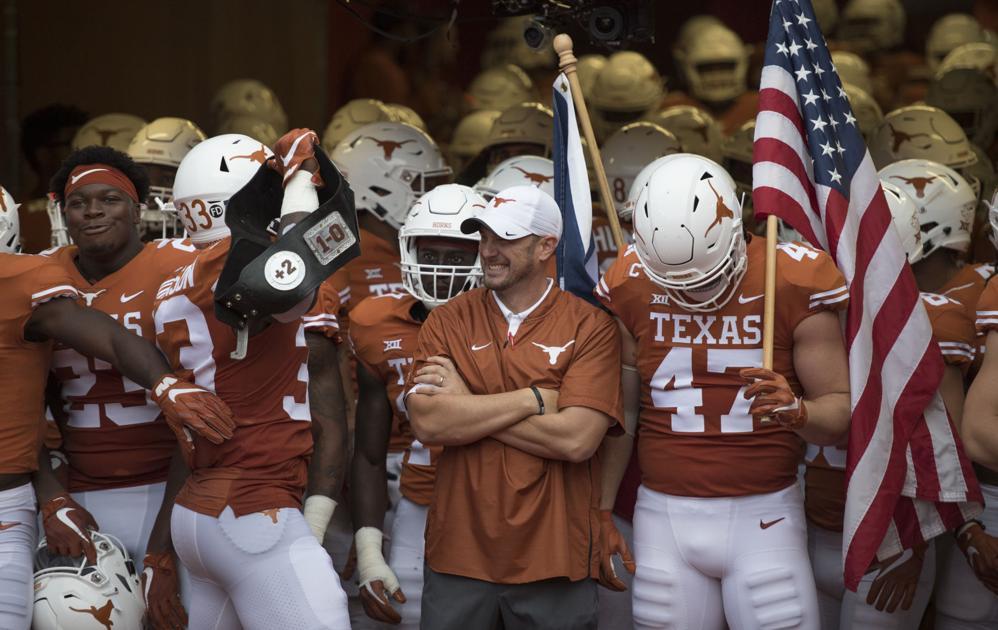 A look at the Longhorns: Examining Texas' coaching