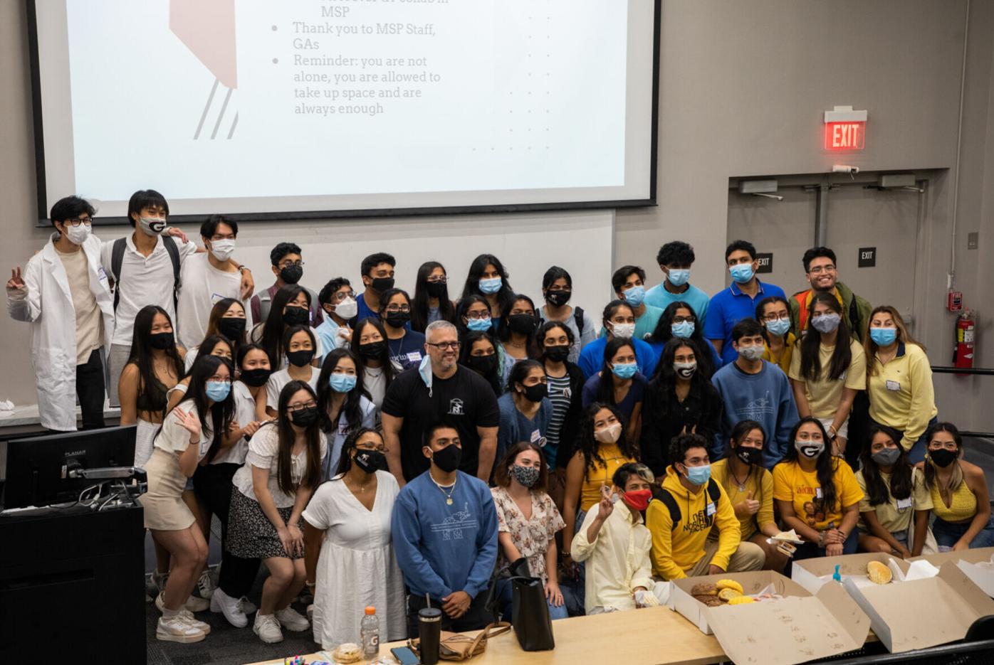 PHOTOS: UGA multicultural organizations host collaborative event