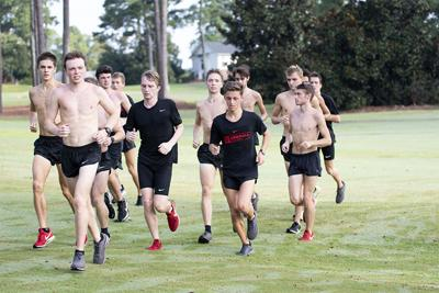 Running a race through the minds of Georgia cross country runners