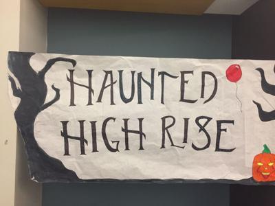 haunted high-rise
