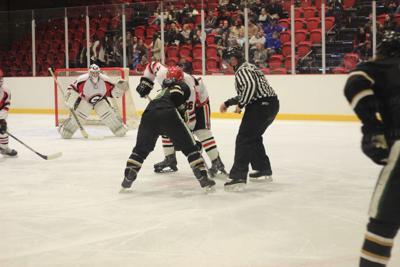 UGA Hockey vs. Life University 1/12/16