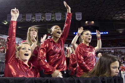 NCAA Gymnastics Regional Championships