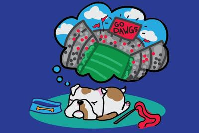03/24/2020 Bulldog dreaming