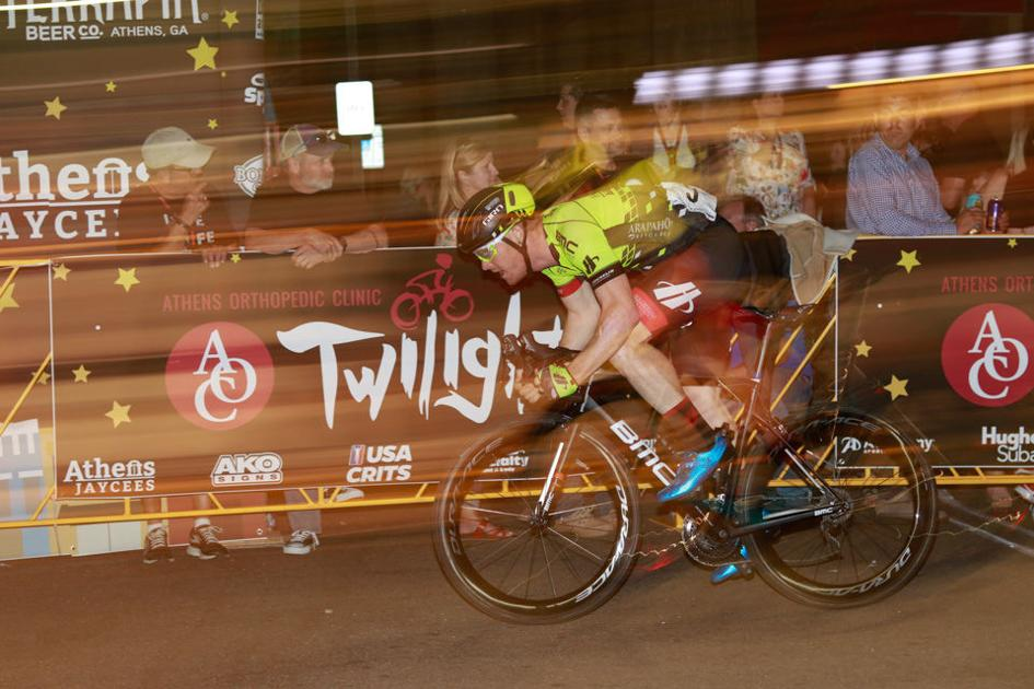 The non-cyclists guide to the Twilight Criterium: a glossary