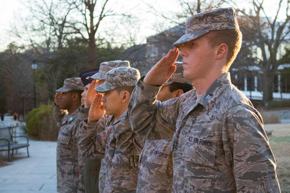 ROTC Offers Students A Different Kind Of College Experience