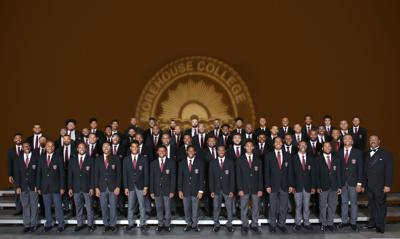 Courtesy Morehouse College Glee Club
