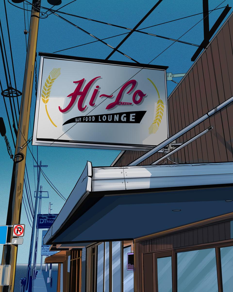 Hi-Lo Lounge