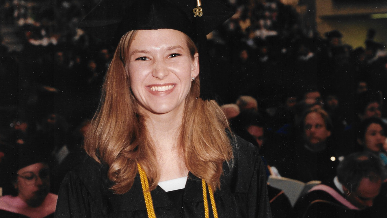 Tara Baker, graduation