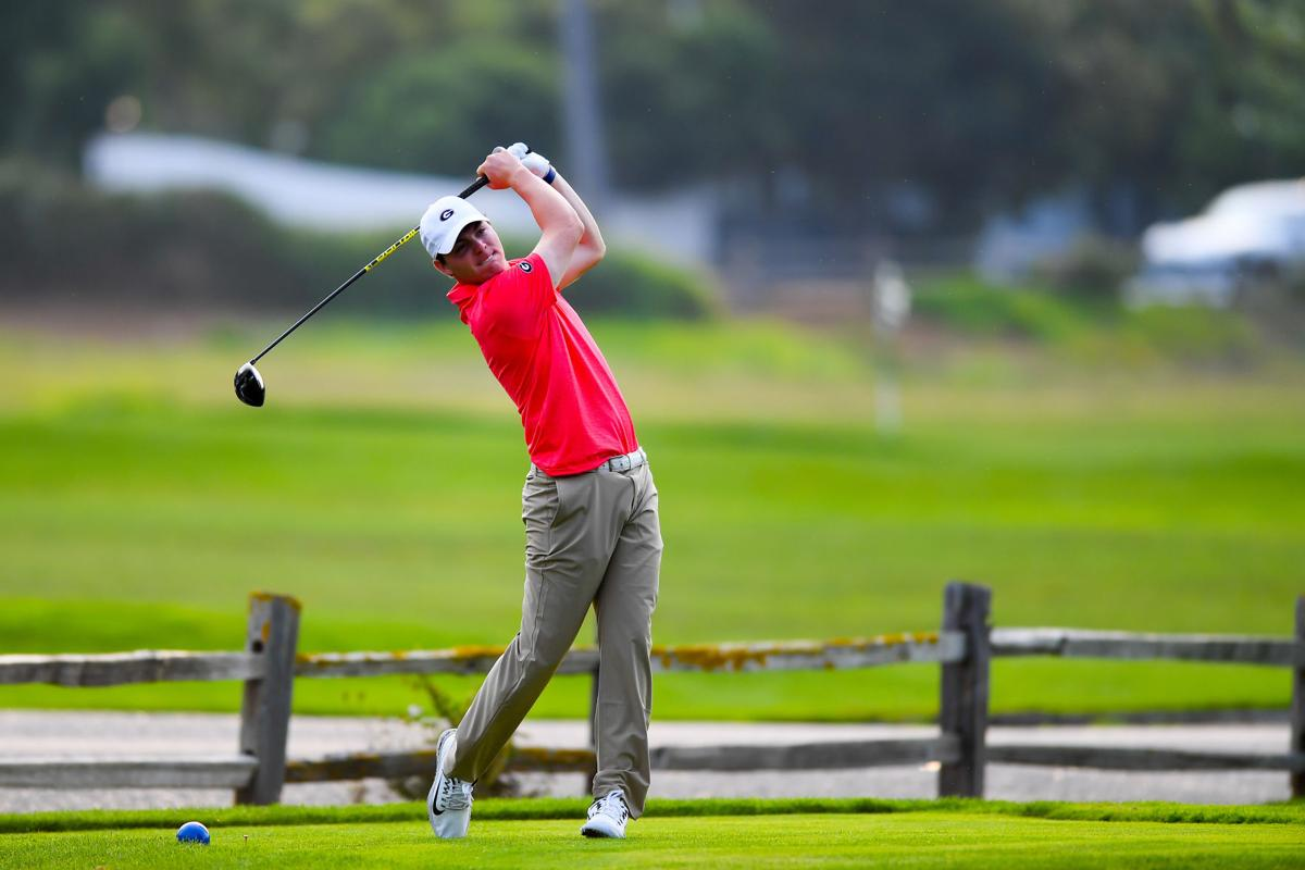 Georgia men's golf eighth place after first round in Ka ...