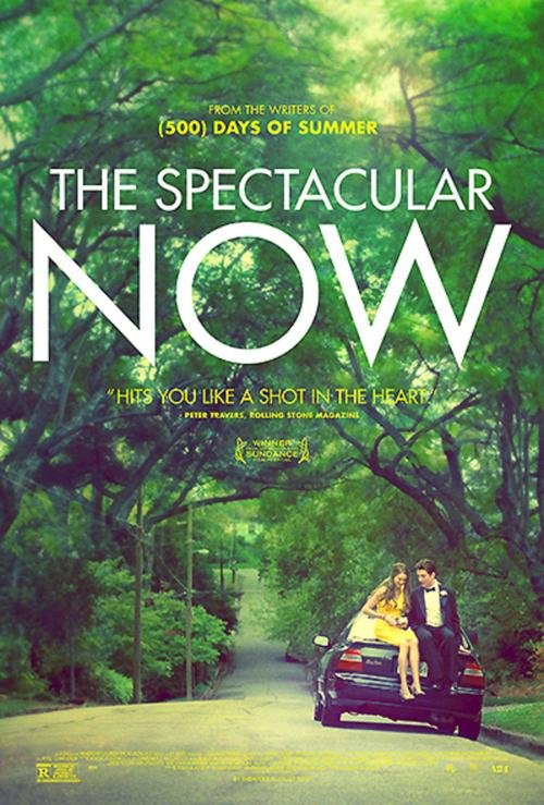 "A24 presents ""The Spectacular Now"" screening on downtown"