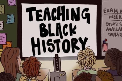 Schools should teach Black history month