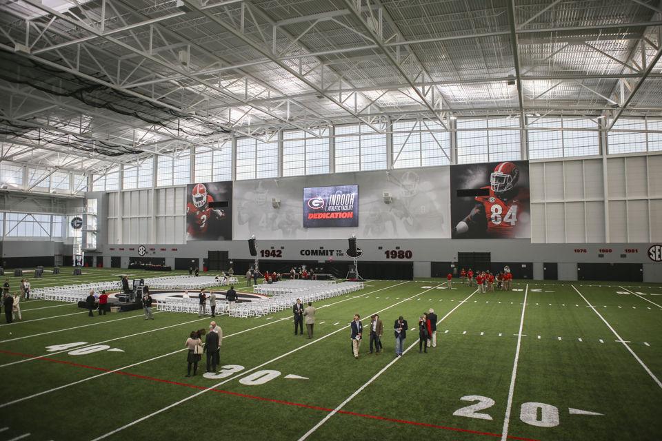 Indoor Athletic Facility Helps Georgia In Multiple Ways