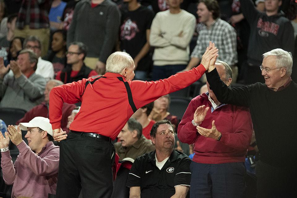Georgia men's basketball enters pivotal two-game stretch ...