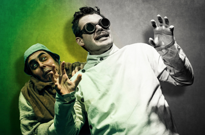Review: UGA's 'Young Frankenstein' provides laughs for the living and the dead
