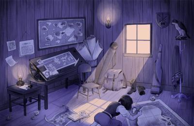 Micah's room