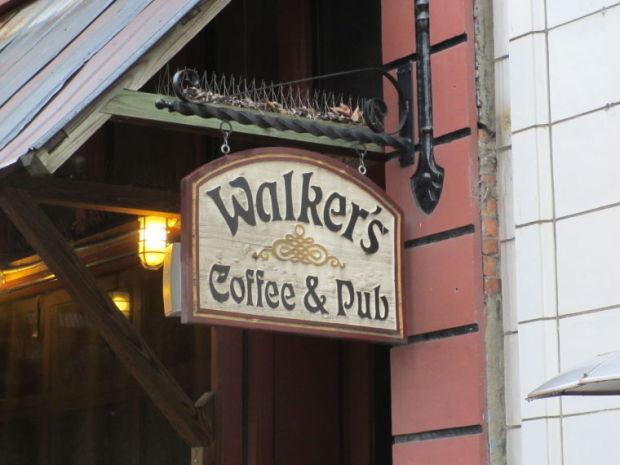 3. Walker's Coffee & Pub
