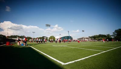 Practice fields receive $3 millions renovations