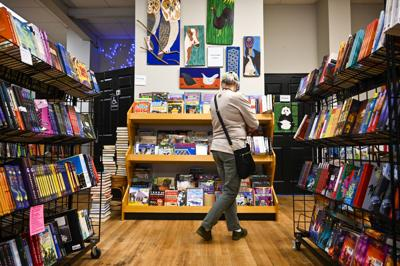 How local Athens bookstores are adapting in the age of online shopping