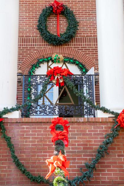 WEEK IN PHOTOS: Classic City Tour of Homes, UGA Ice Dawgs, Parade of Lights, and more