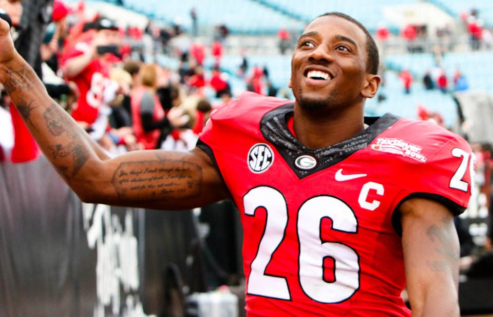 Former UGA football star, Malcolm Mitchell, to produce show about ...