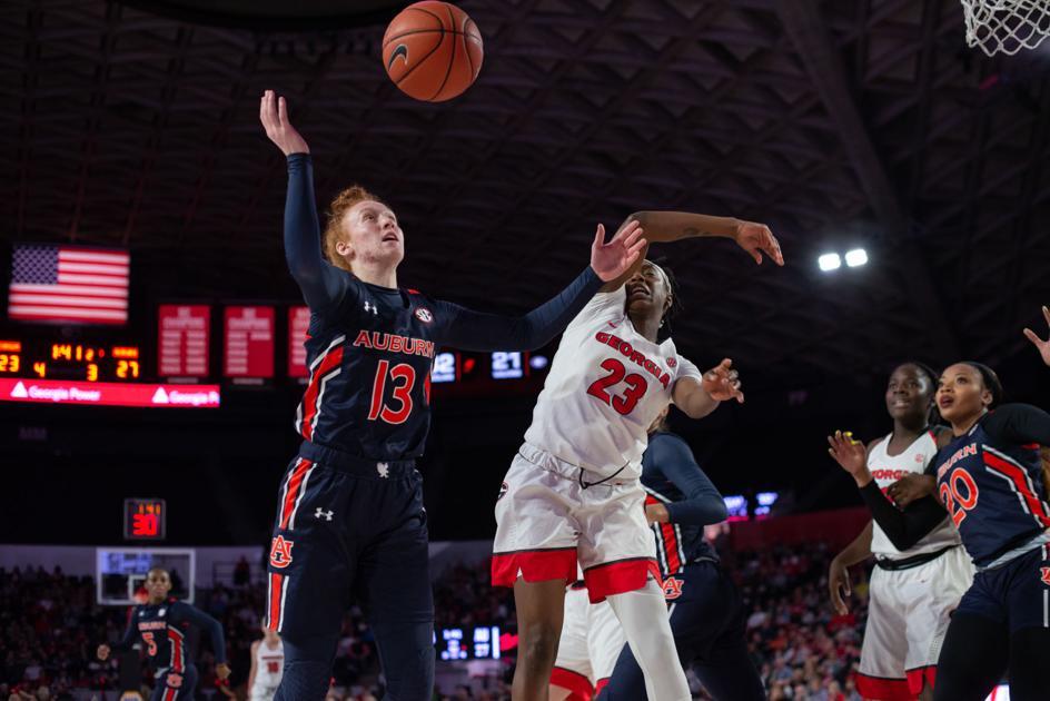 Takeaways From Georgia Women S Basketball S 61 50 Win Over