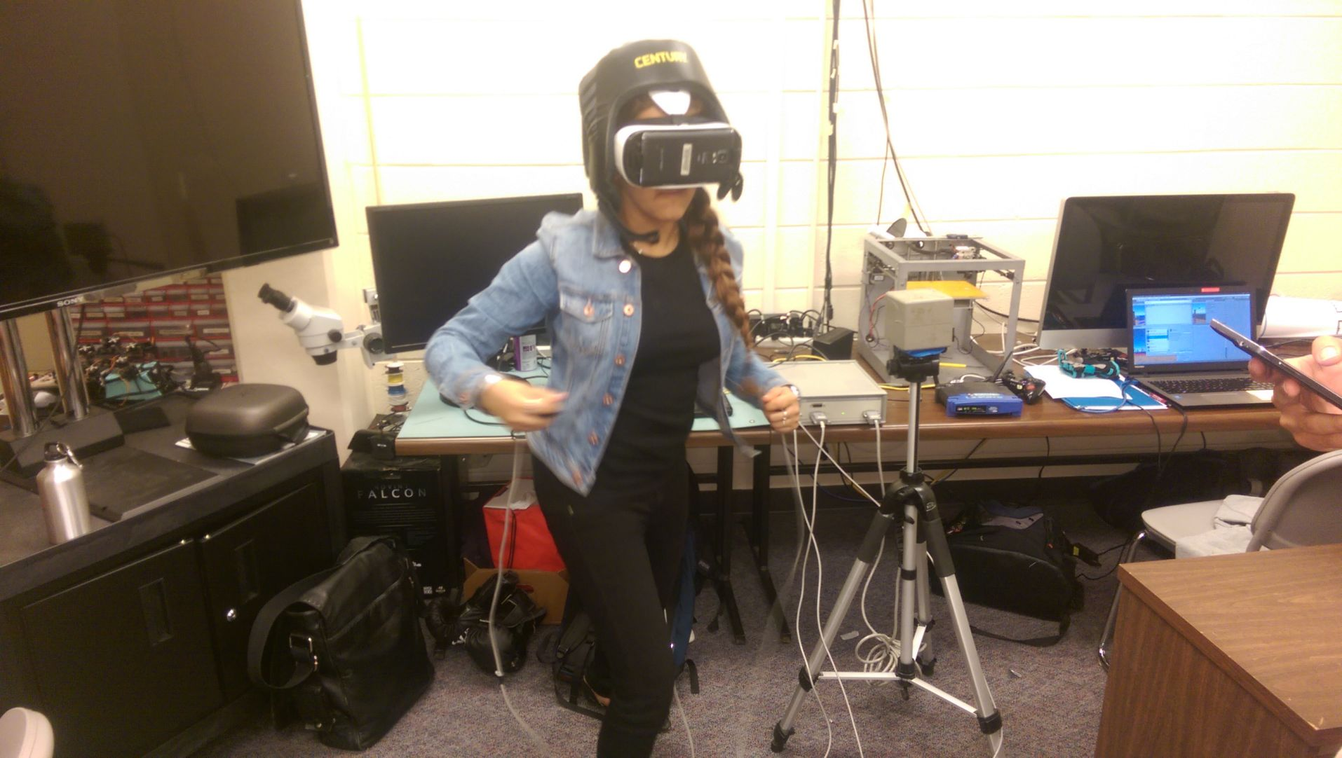 UGA Engineering Students Create Practical Virtual Reality Projects