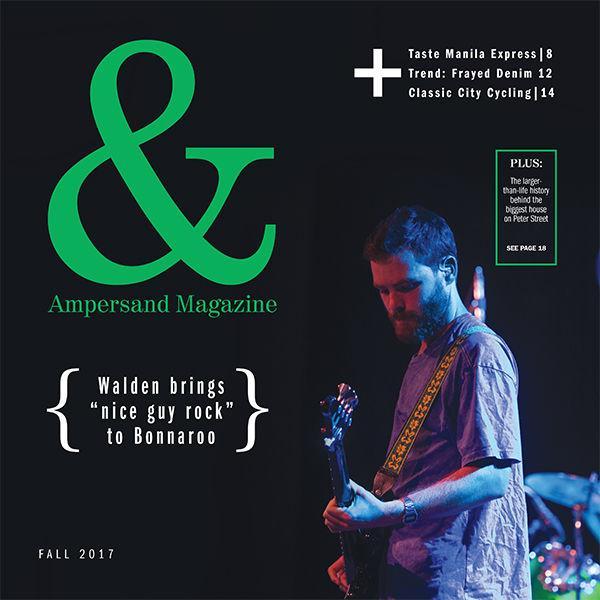 Ampersand Magazine Fall 2017 | Ampersand | redandblack com