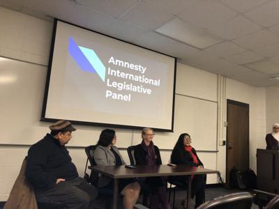 amnesty international meeting 02/28