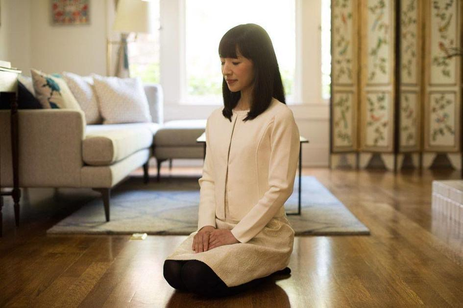 'Tidying up with Marie Kondo' inspires self-reflection and minimalism in the new year