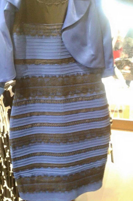 Lightness and color constancy and the dress