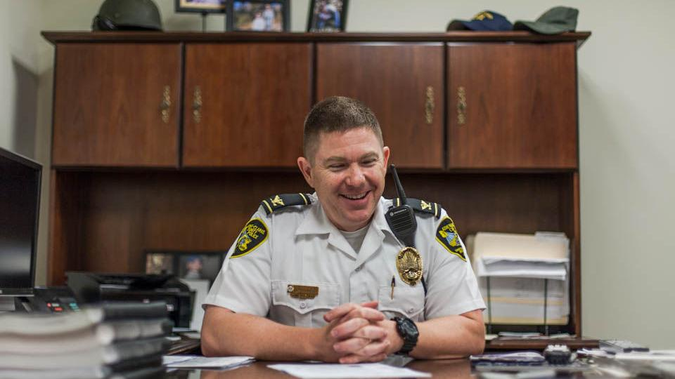 Athens Deputy Police Chief resigns, last day set for early October