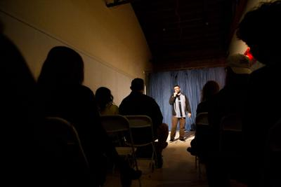 A stand-up town with stand-up acts: Where to find comedy around Athens this semester