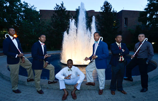 Kappa Alpha Psi talks rules to dating, relationship expectations