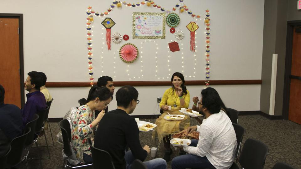 Diwali Mela 2019 brings the beauty of Indian culture and the celebration of a new fiscal year to UGA